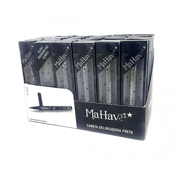 mahav-caneta-delineadora-preta-
