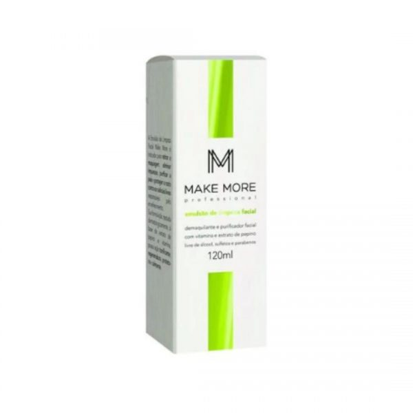 make-more-emulsao-de-limpeza-facial